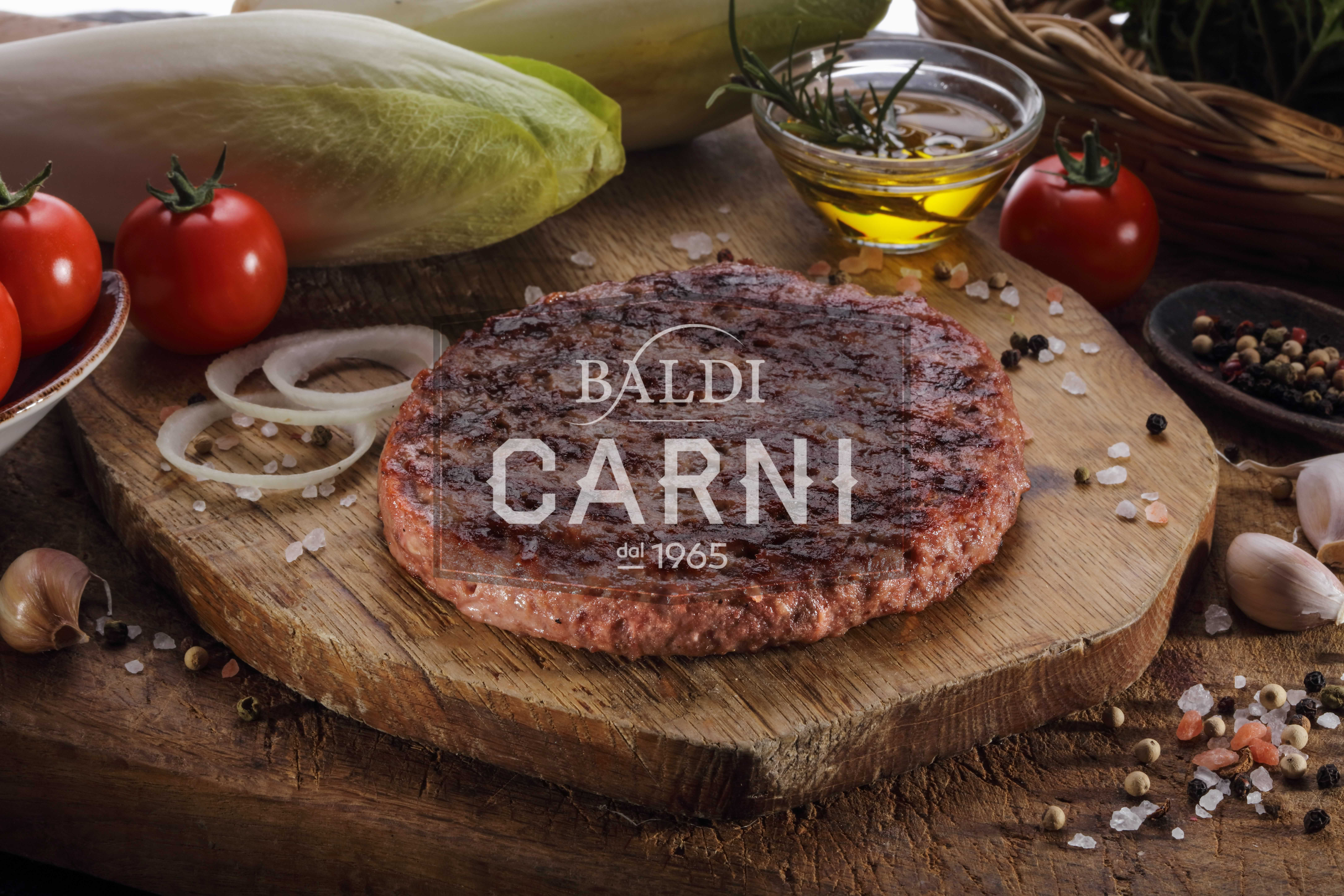 HAMBURGER BOVINO DI FASSONA PIEMONTESE 200G SURG CASH